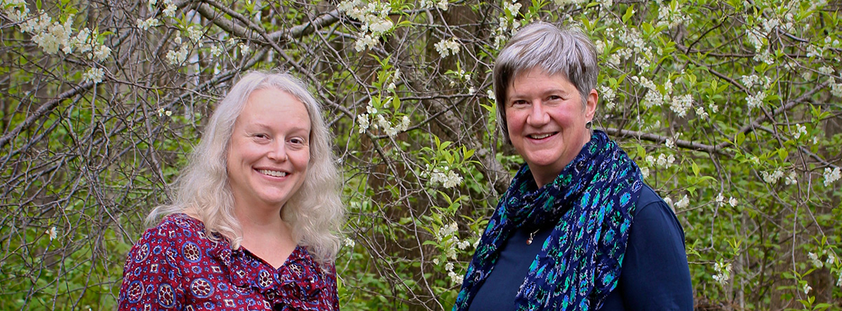 Kathie Brown and Jan Cressman Occupational Therapy in Lunenburg County Nova Scotia