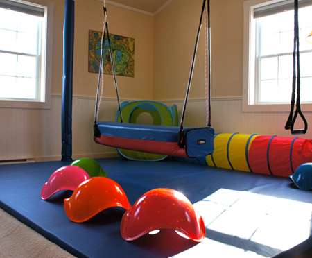 Occupational Therapy space for Children Nova Scotia